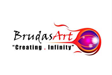 BrudasArt - logo UFFICIALE