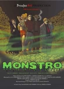 """""""MONSTRO"""" - 100x70"""