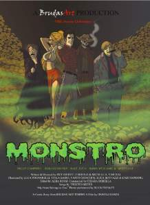 Monstro - poster in lo-res