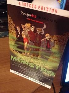 Monstro - poster LTD