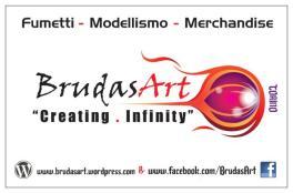 BrudasArt - I. Bigliettini Design Front